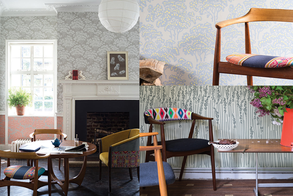 Farrow & Ball Wallpaper Campaign
