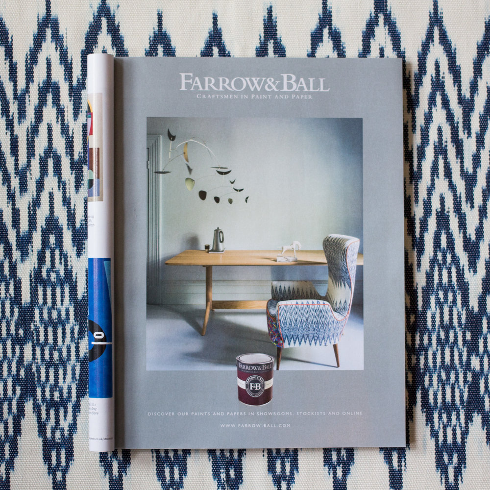 Farrow & Ball Ad Campaign