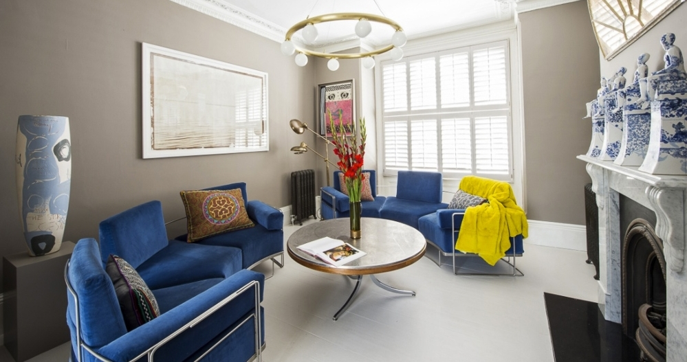 Hampstead Townhouse  Designer: Jo Berryman Studio
