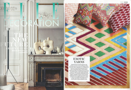 Elle Decoration - March 2016