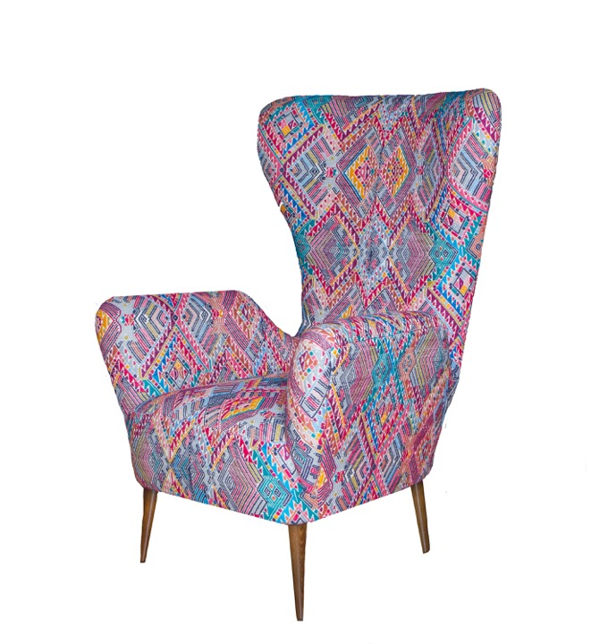 Rylah Armchair Nica Brocade - A Rum Fellow CO.jpeg