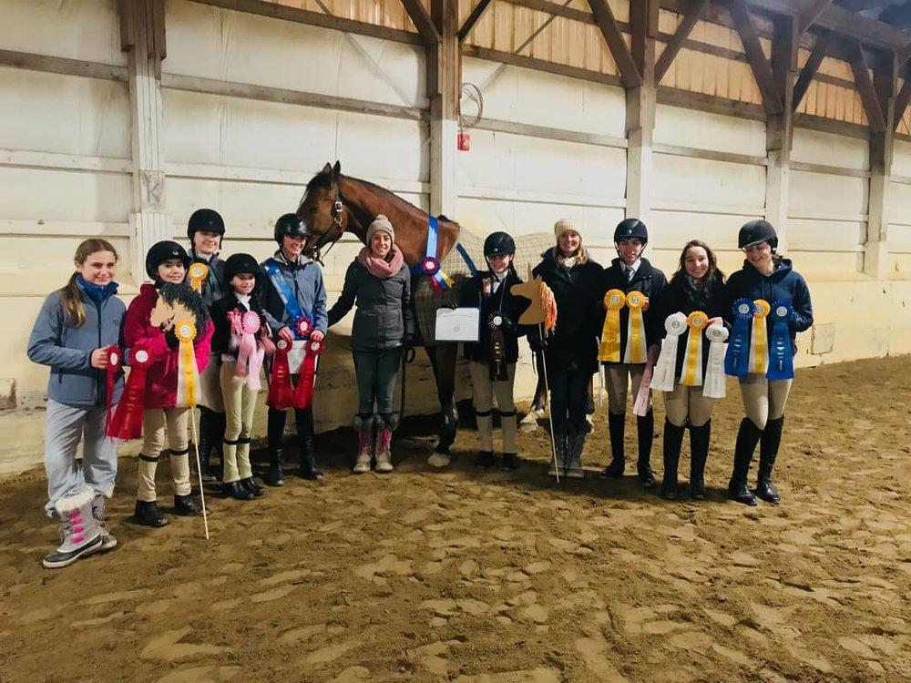 Nora Harris Equestrian IEA