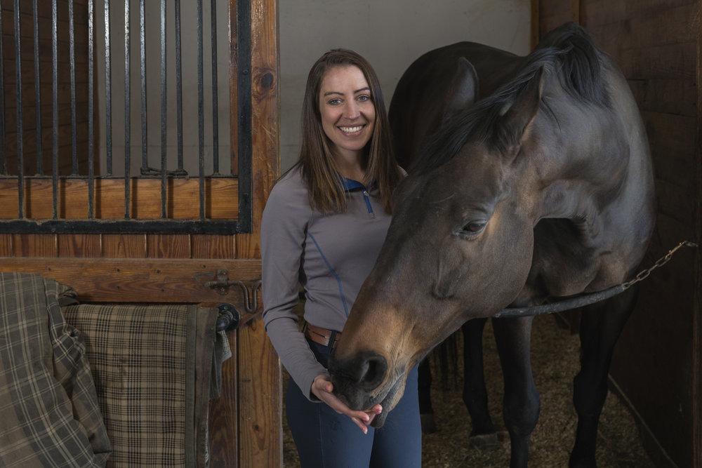 Nora Harris Equestrian