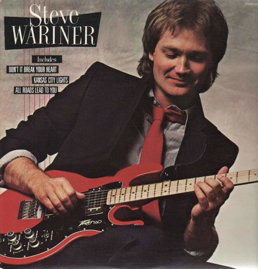 Self Titled Album - Steve Wariner .jpg