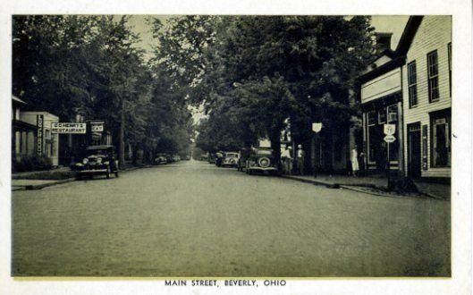 Main St. Beverly Ohio 1930s.jpeg