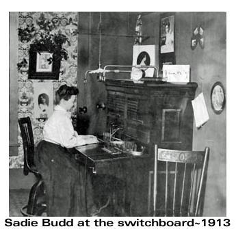 Switch Board Operator Central Sadie Budd 1913.jpeg
