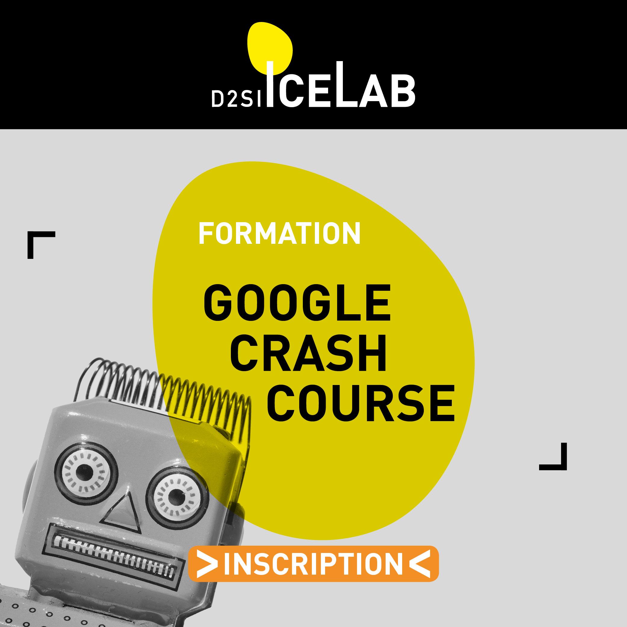 Google crash course ICELAB