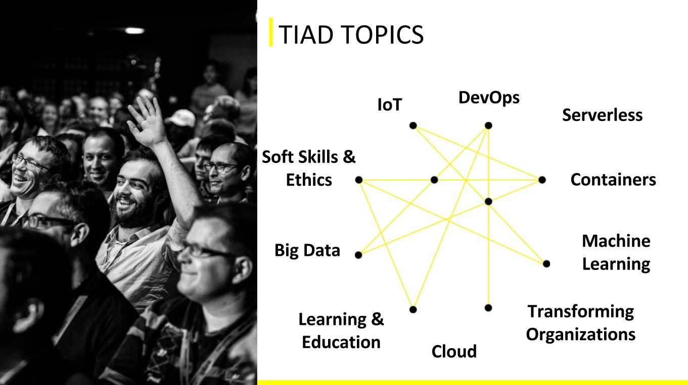 Programme TIAD 2016