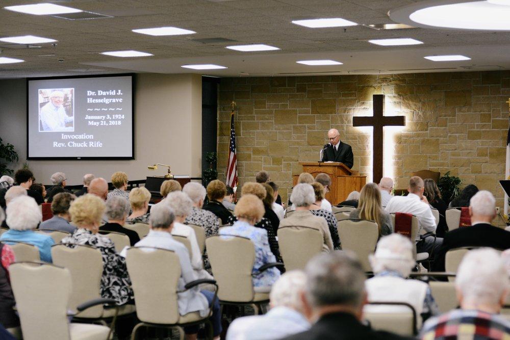 Rev. Chuck Rife