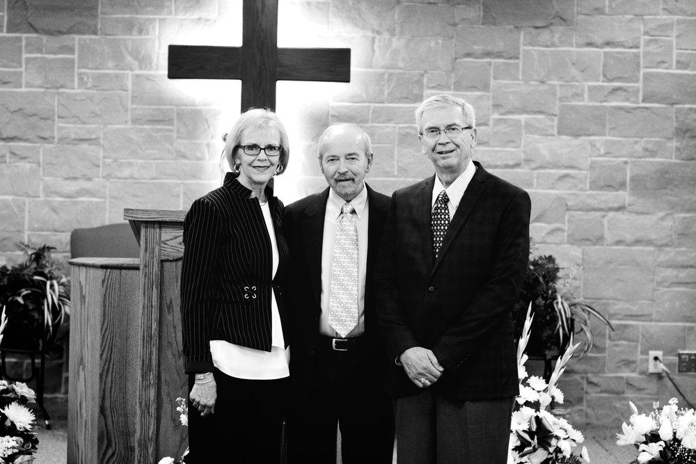 Sheryl, Ron, and Dennis (Children)
