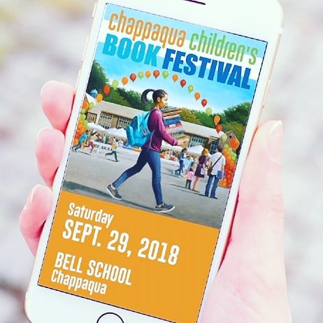 I can't wait for the @ccbookfestival !! So many great #authors and #illustrators all in one place.  #Booklove #Bookstagram #BookFestivals #communityevents #WeAreChappaqua
