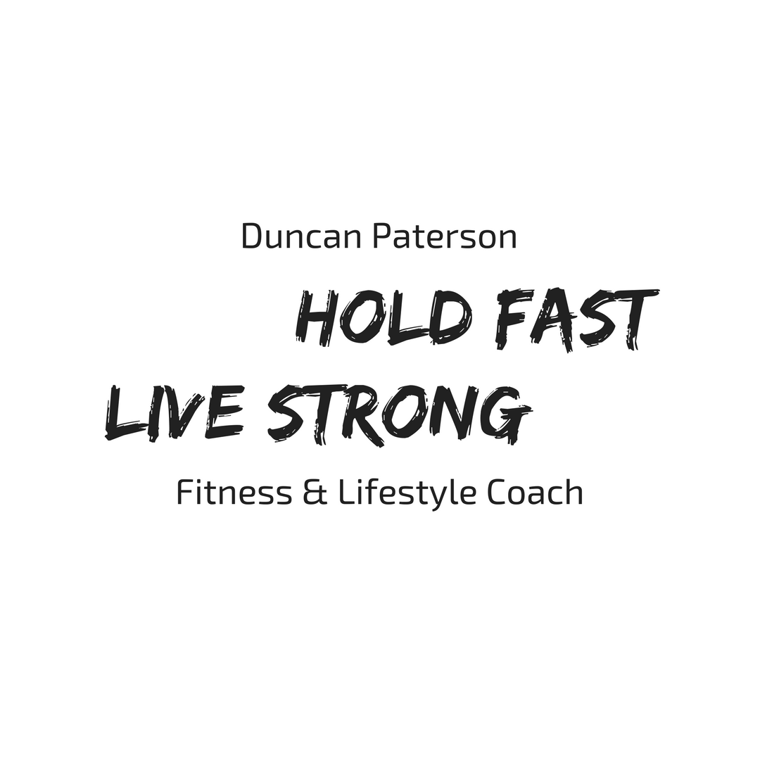 Services — Hold Fast Live Strong