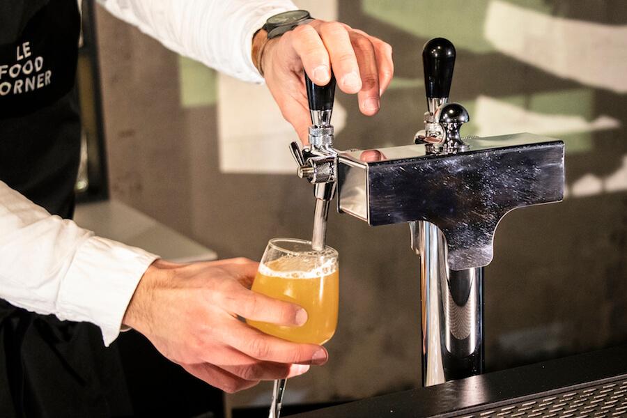 Notre sélection de bières artisanales - Une animation spécialement conçue pour servir à vos convives une sélection de bières artisanales de qualité.