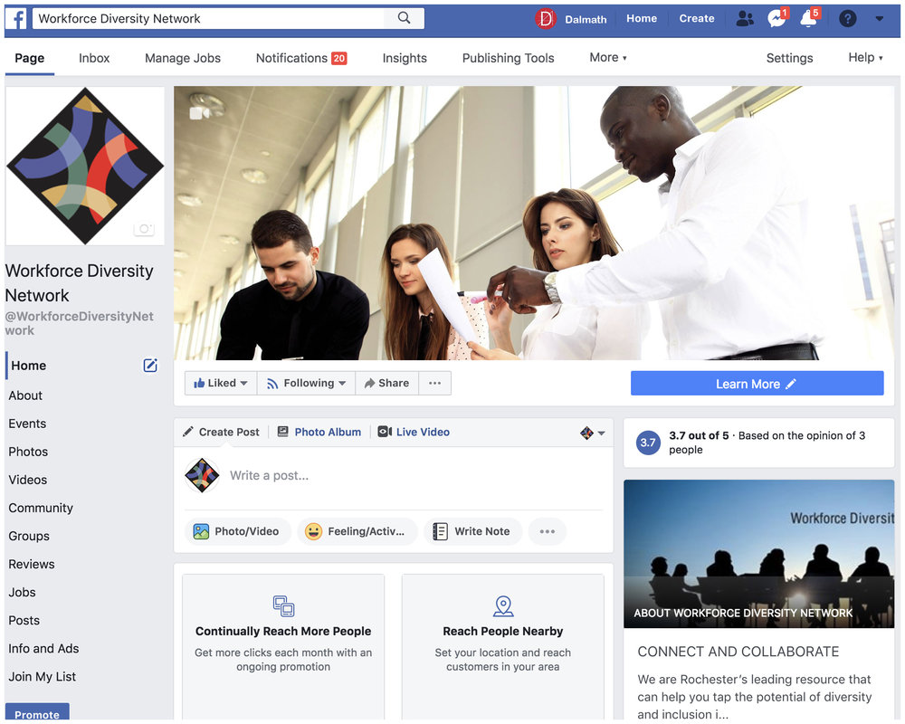 Workforce Diversity Network
