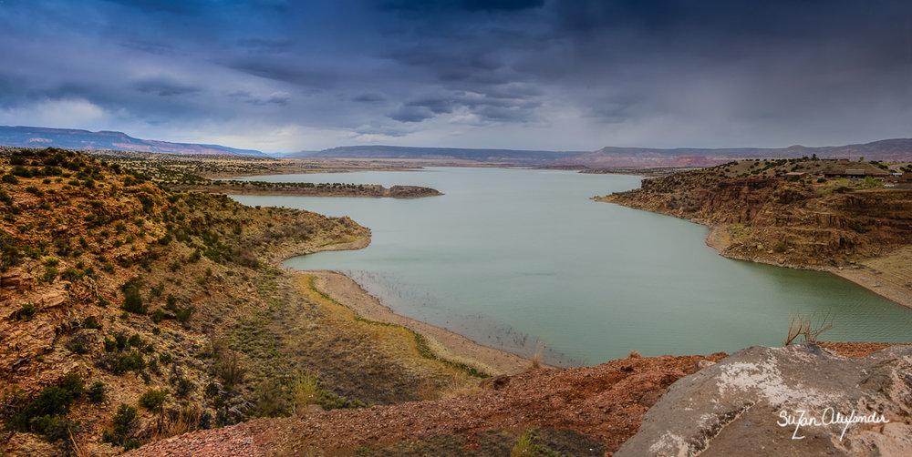 My First Pano - Lake Aqiquiu