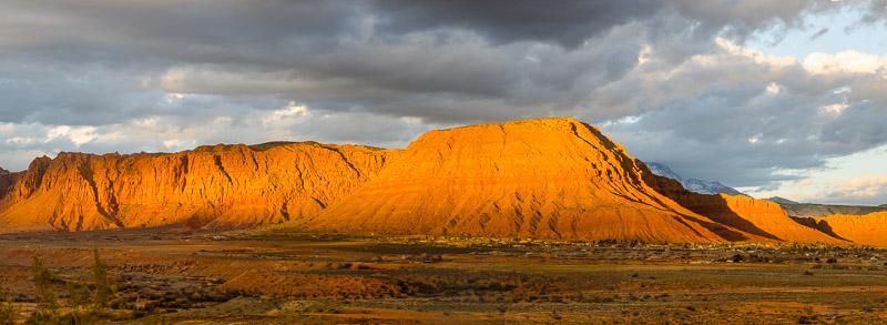 Santa Clara Sunset (Utah)
