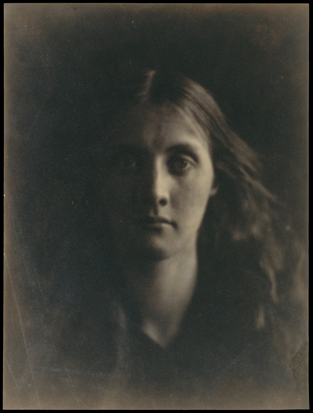 Julia Jackson, photograph by Julia Margaret Cameron