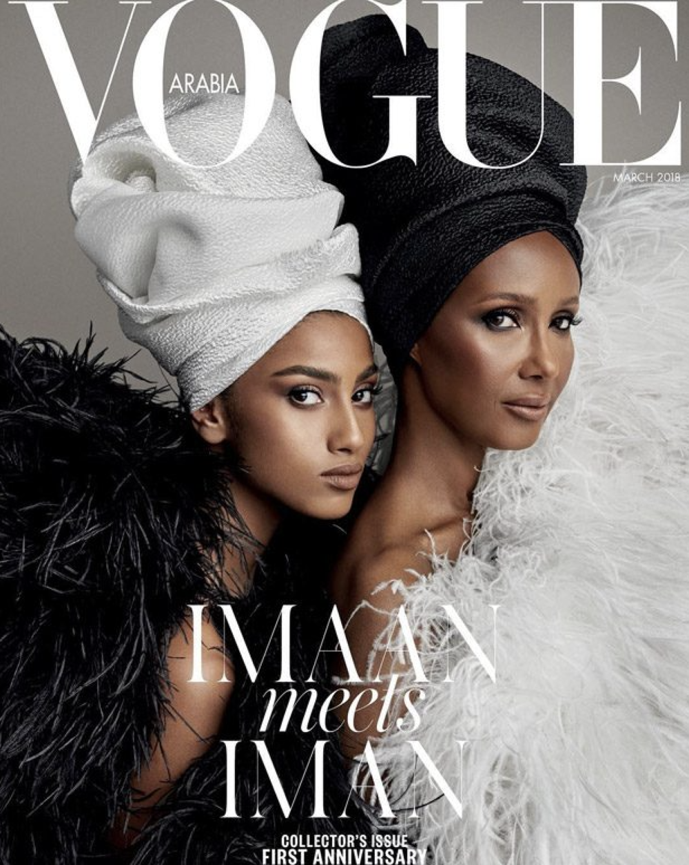 Vogue Arabia Cover