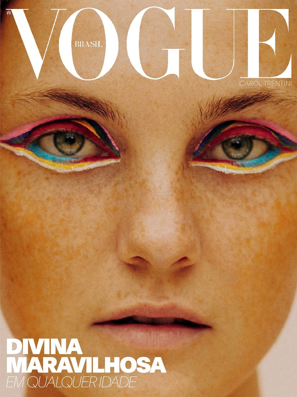 Vogue Brazil Cover