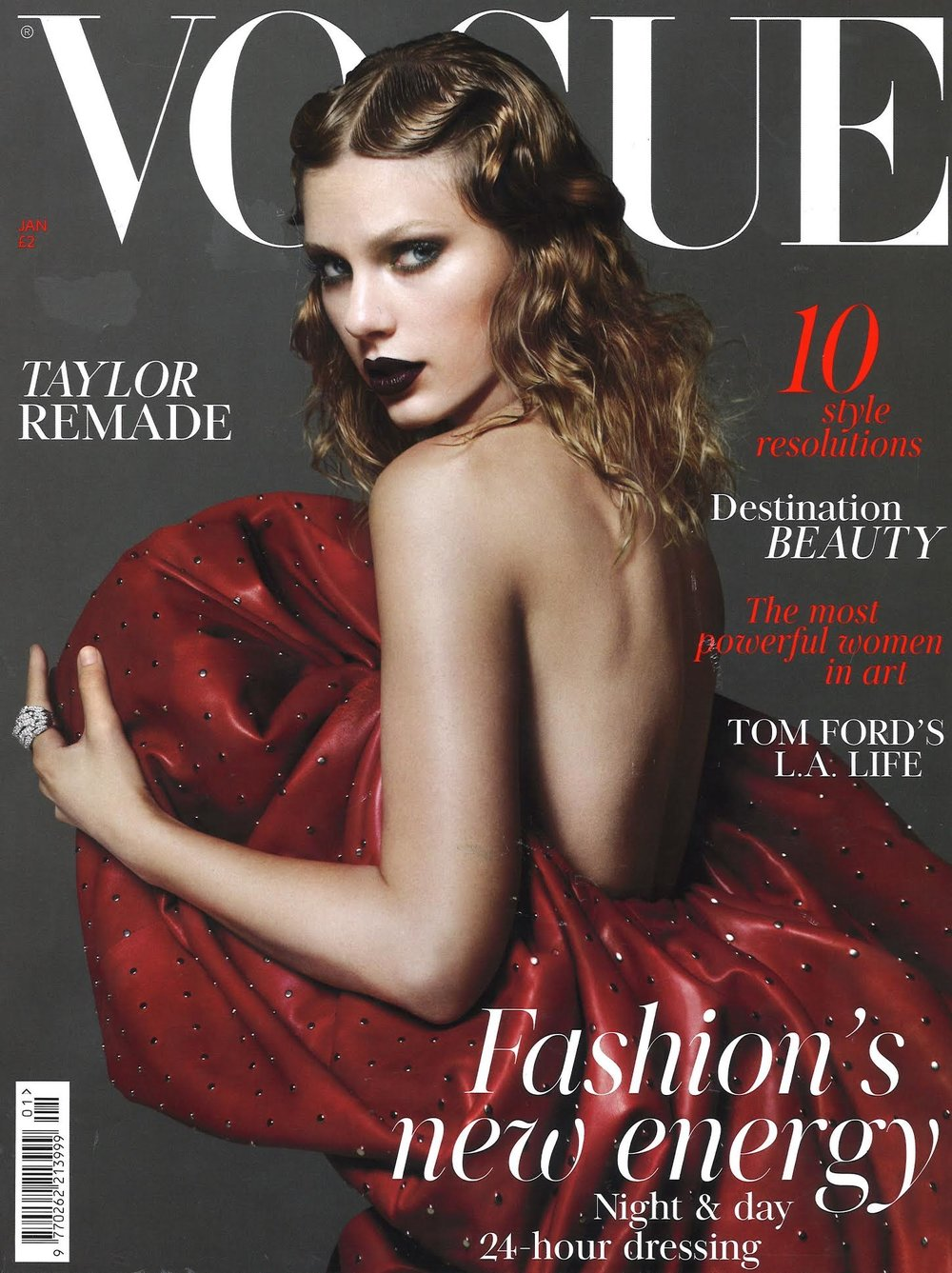 Vogue UK Cover