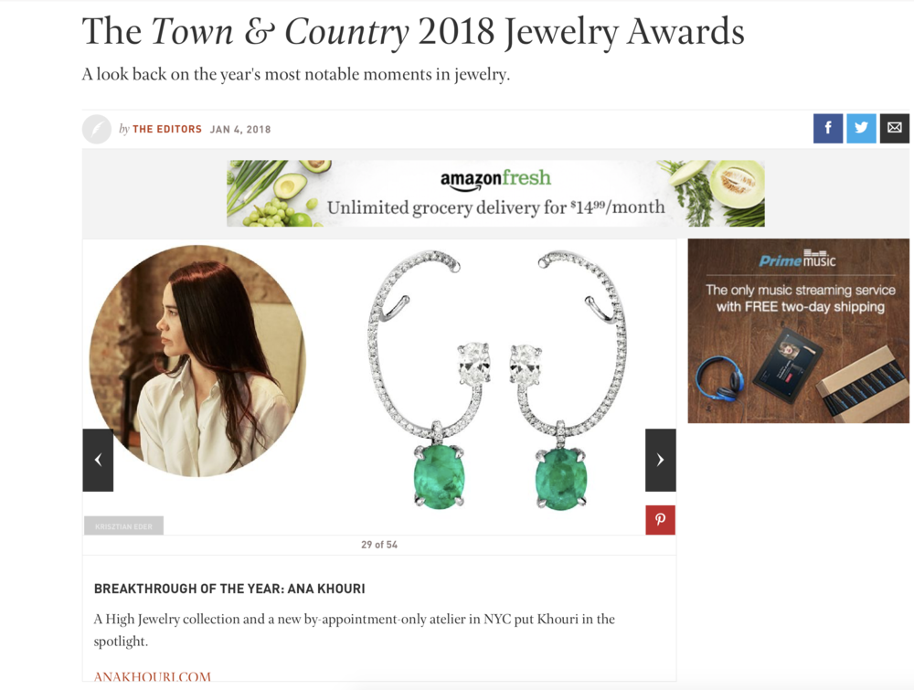 Town and Country Online