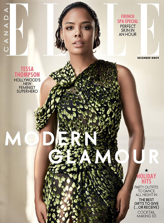 Elle Magazine Canada Cover