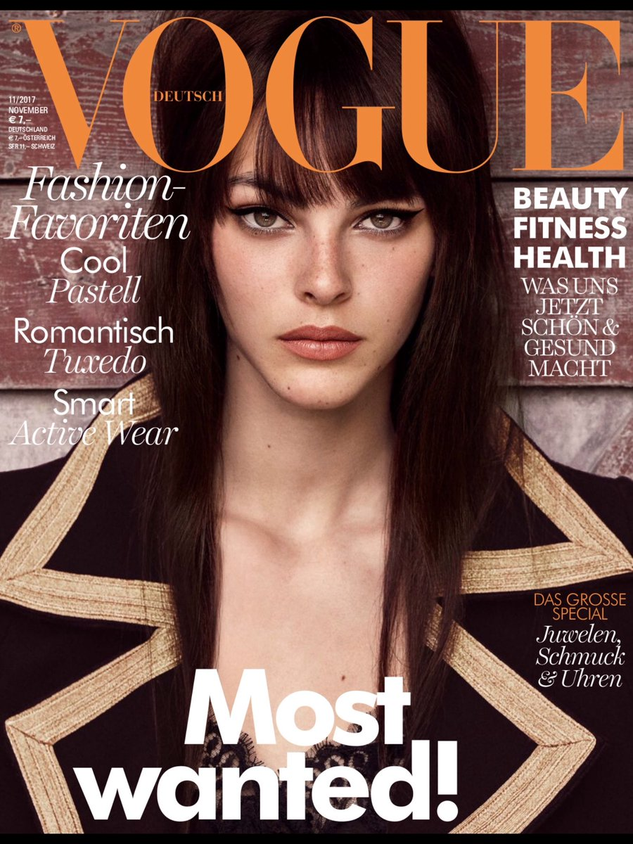 Vogue Germany Cover