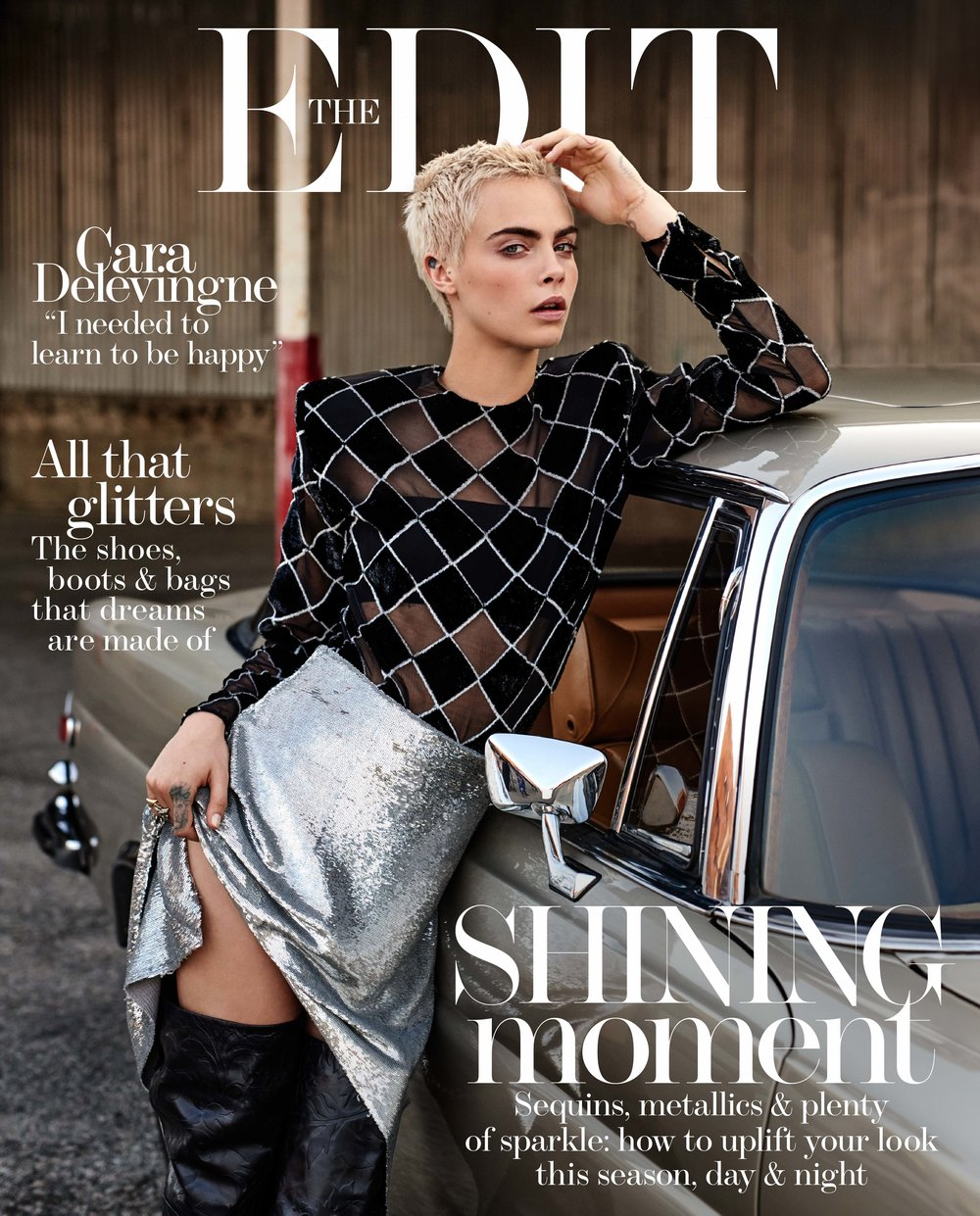 Net-A-Porter, The Edit Cover