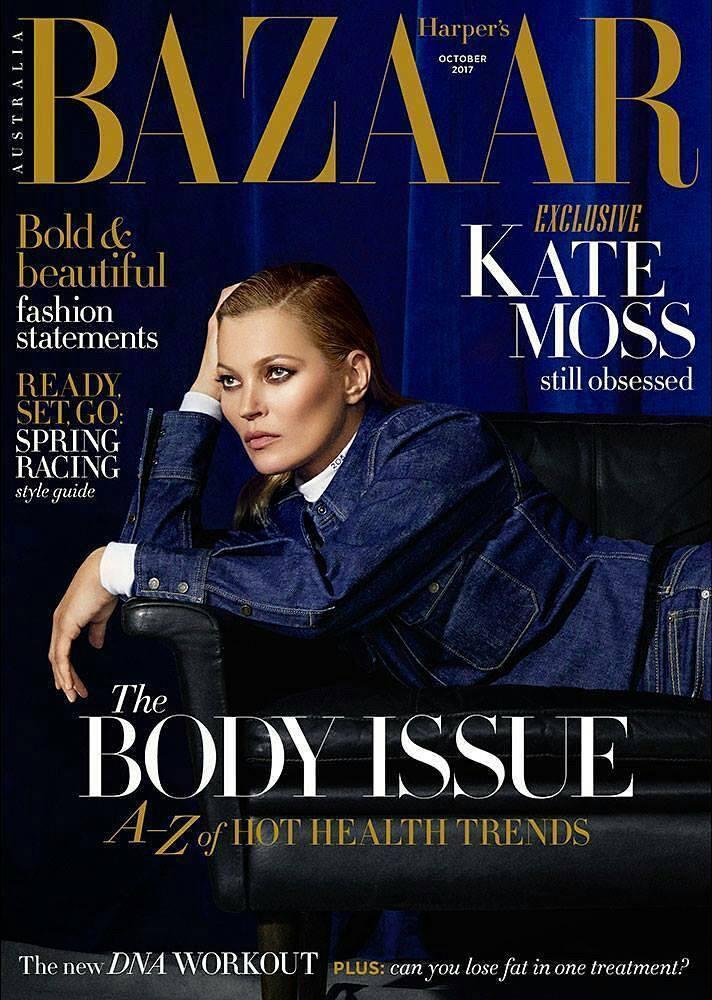 Harper's Bazaar Australia Cover