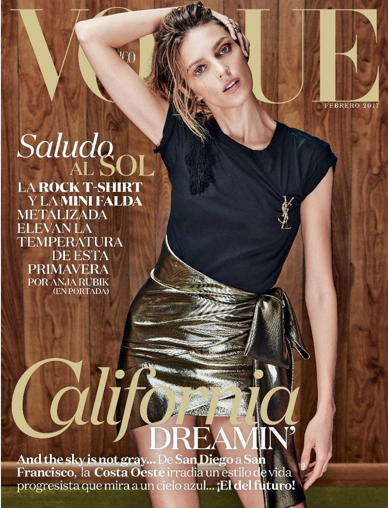 Vogue Mexico Cover