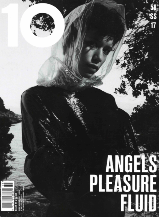 10 Magazine Cover