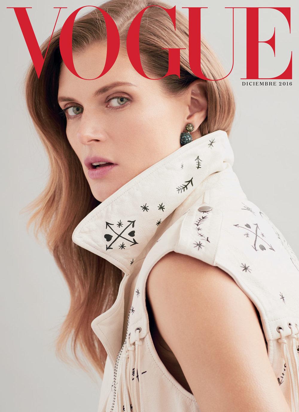 Vogue Mexico Cover