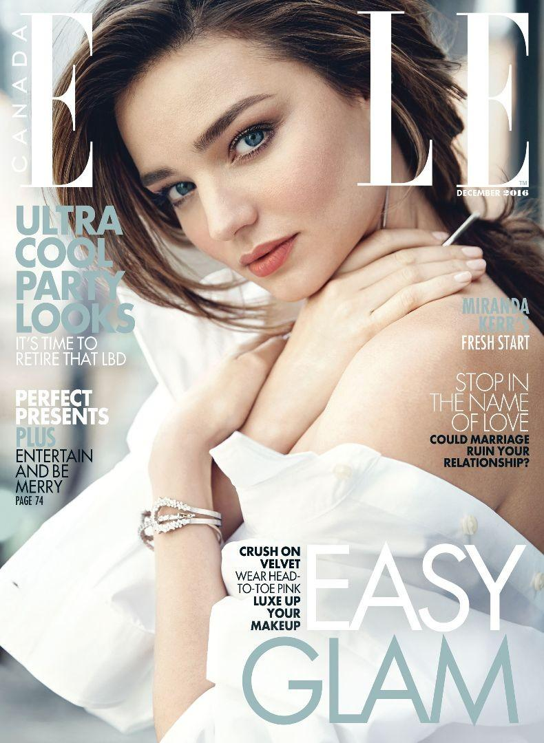 Elle Canada | Cover