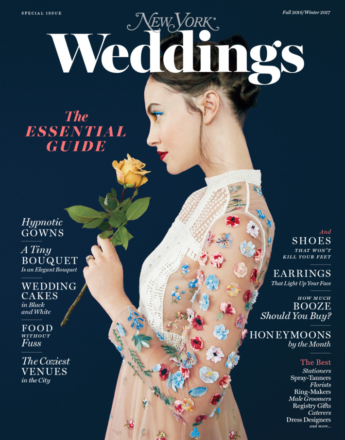 New York Magazine: Special Wedding Issue Cover