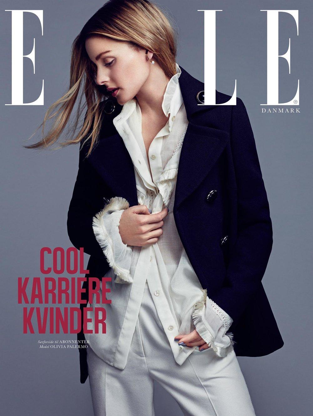 Elle Denmark Cover