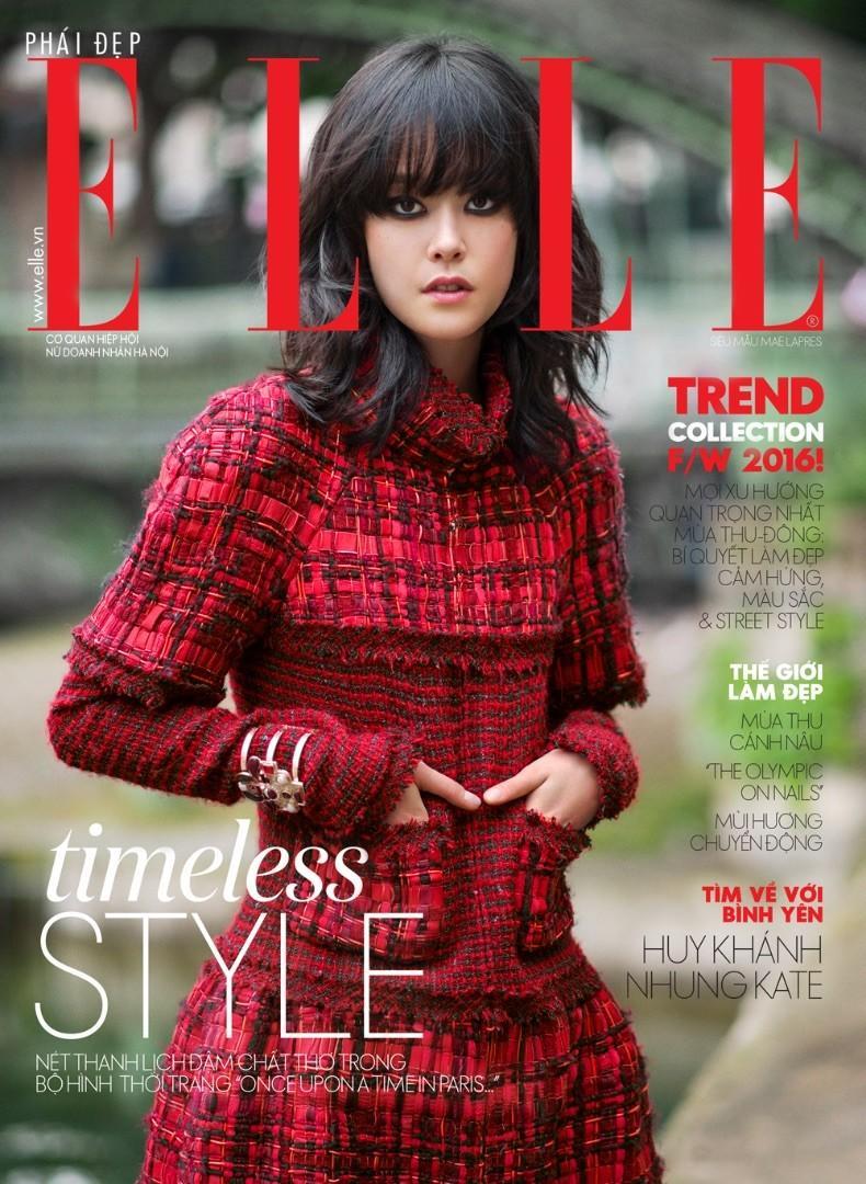 Elle Vietnam Cover