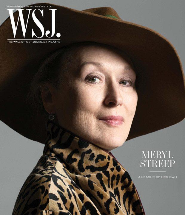 WSJ Magazine Cover
