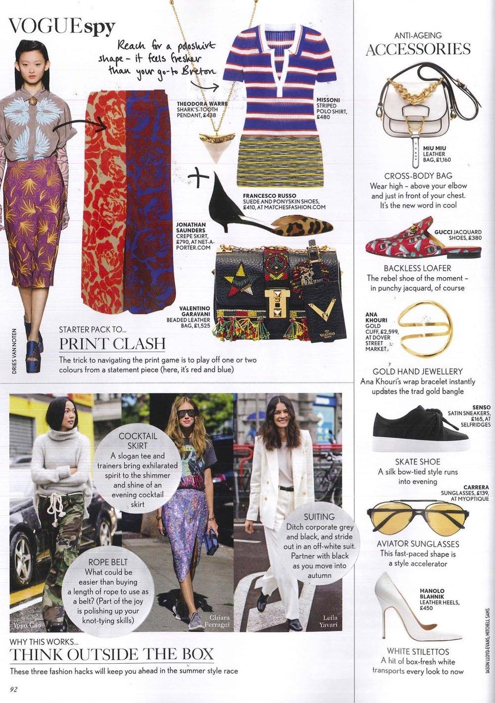 Vogue UK 1