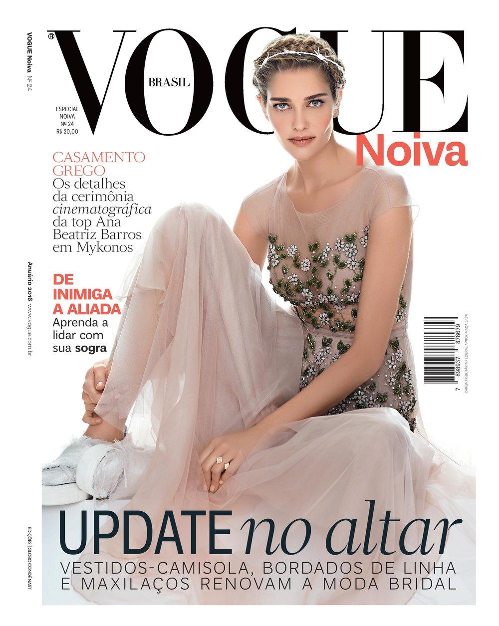 Vogue Brazil Bride