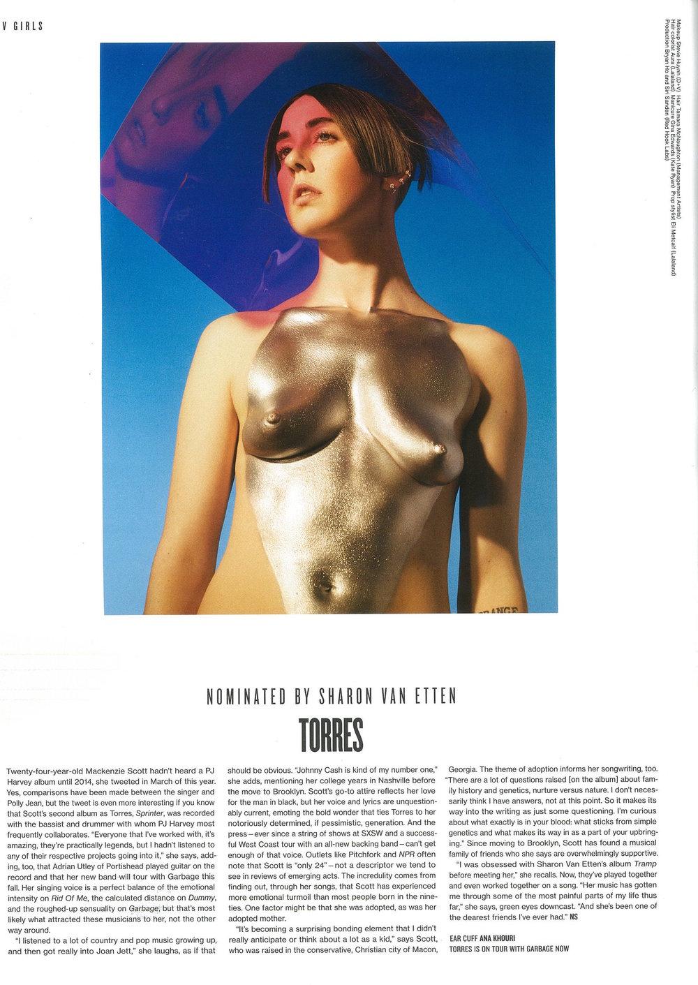 V Magazine 1