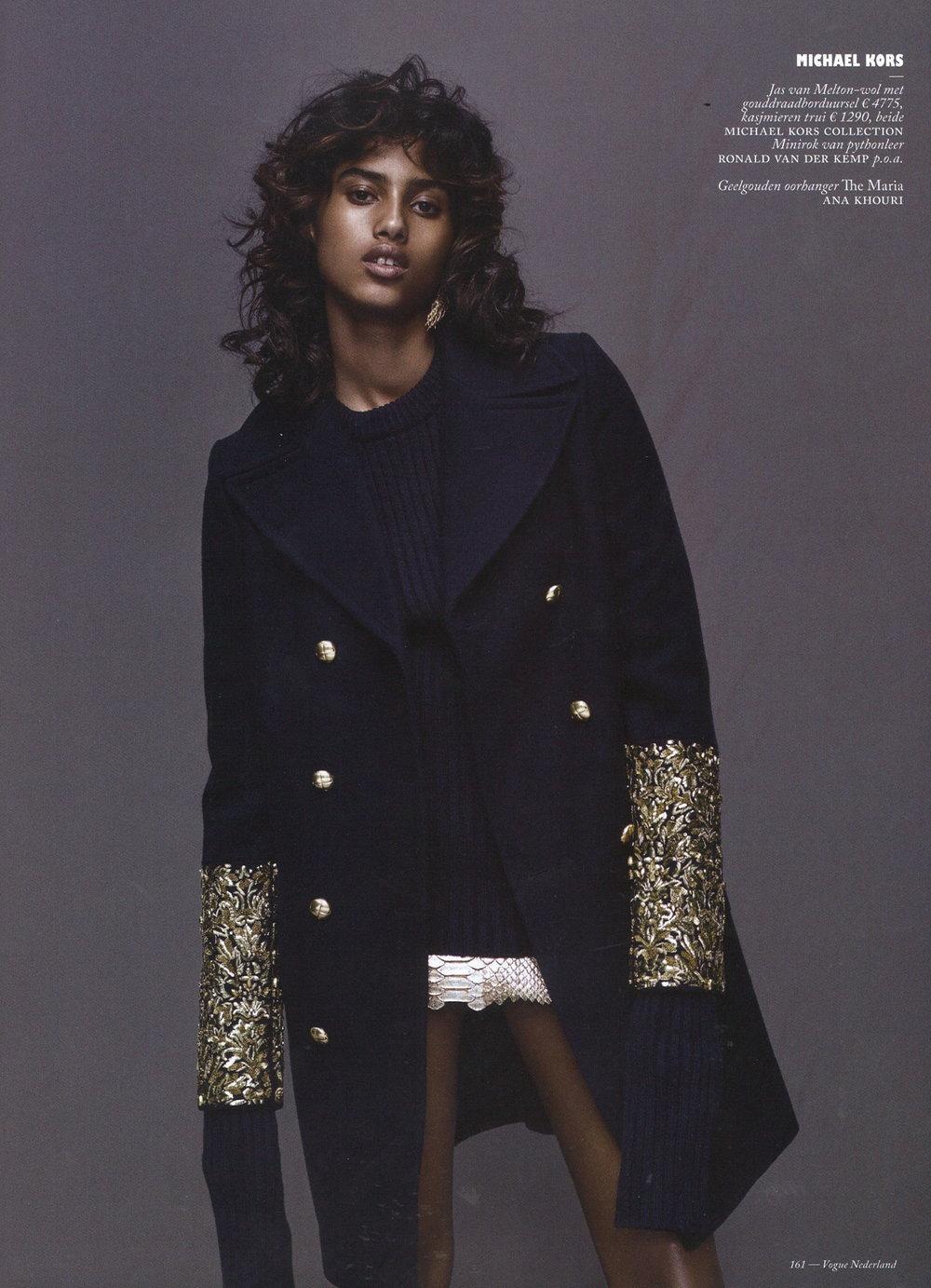 Vogue Netherlands 1