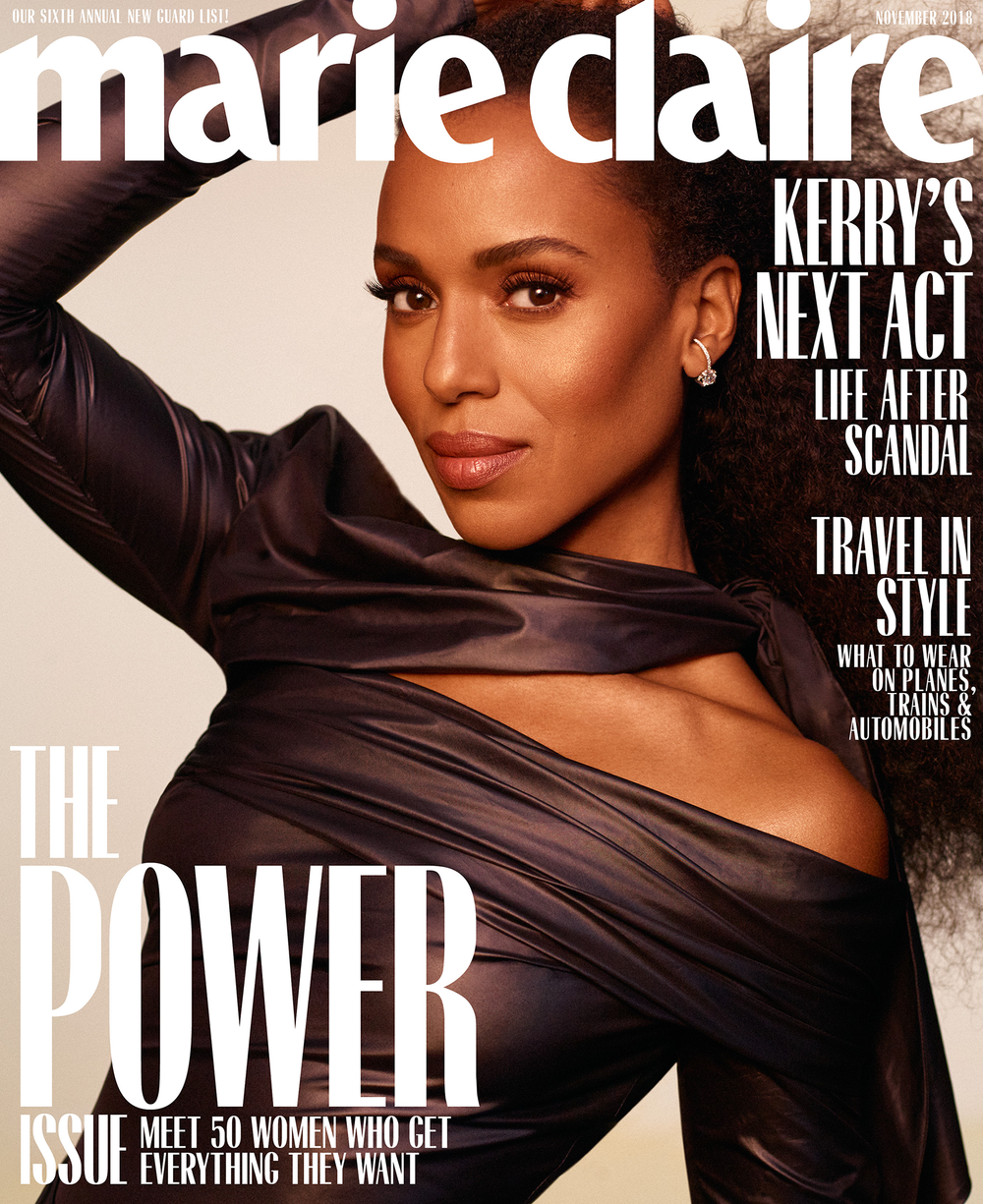 Marie Claire November 2018 Cover - Diamond Marcia Earring.png