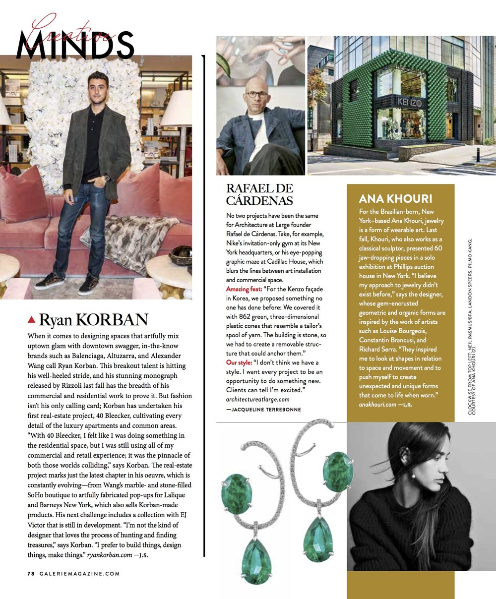 Galerie Magazine Spring 2019 Ana Khouri Feature Emerald Katherine Earrings.jpg