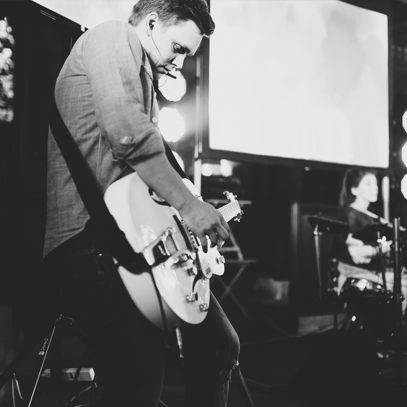 DAN COLLISON - Worship Director