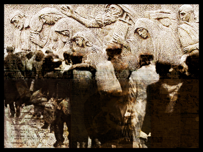 Warsaw Ghetto Final Deportation
