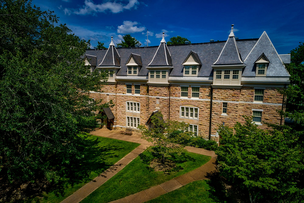 "University of the South - St. Luke's Hall   St. Luke's is a residential hall located near the center of campus at the University of the South – Sewanee. Originally built in 1887 to house the Seminary, this building was refurbished to its former glory to now hold a co-ed residence hall that houses around 103 students. On the main floor, The Oratory was preserved to serve as a study lounge with a section of ""seminar style"" seating for study groups and interactive discussions."