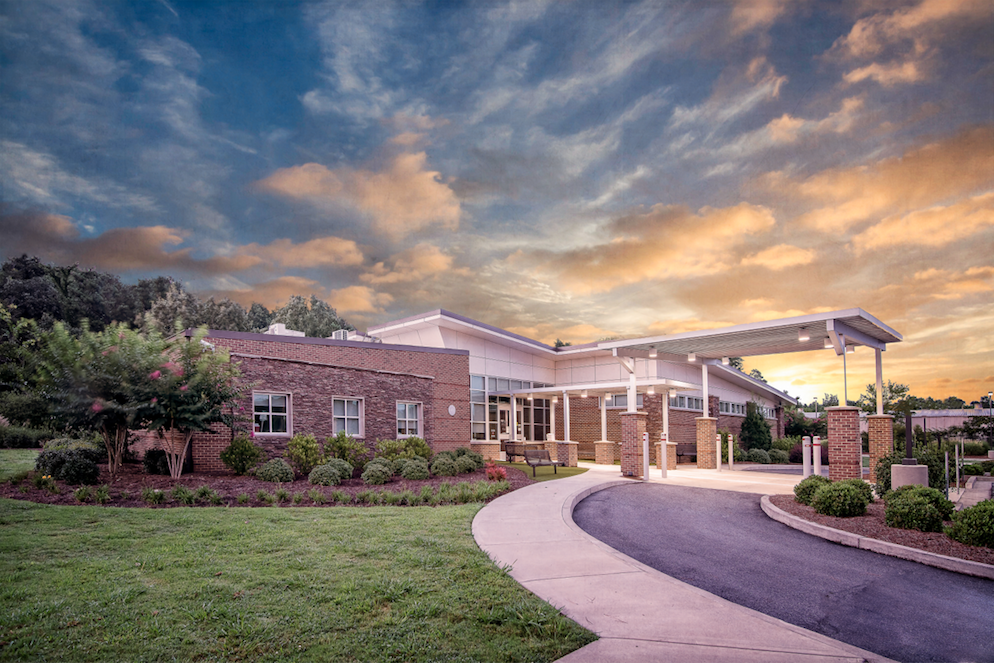 Shaw Industries - Family Health Center   The Shaw Family Health Center is a medical clinic we completed for Saw Industries to serve their employees and the surrounding communities health needs. This facility is located in Dalton, GA and was completed in 2013