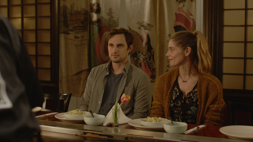 Antiquities - Andrew J. West (Walt) Ashley Greene (Ellie).jpeg