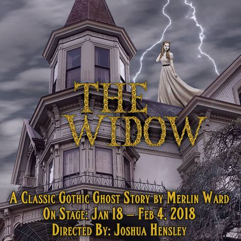 The Widow - After failing to raise all the money to shoot 'The Widow' film, I rewrote my screenplay for the stage.It was produced by Talking Scarlet in Eastbourne & Croydon and, in 2018, in Garland Civic Centre, Texas.More info, here.