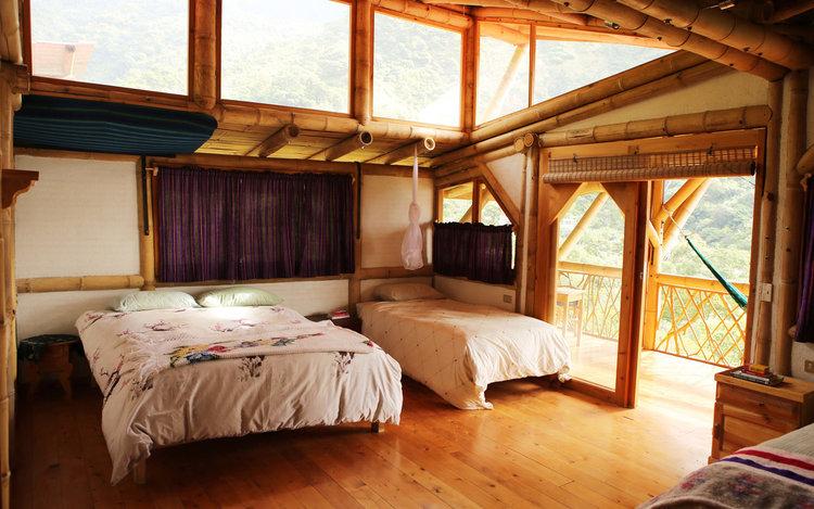 Shared accommodation at Bambu Guest House